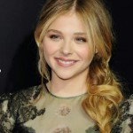 Hairstyle: Chloe Grace Moretz At The 'Carrie' Premiere