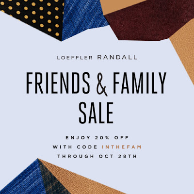 Loeffler Randall Friends & Family Sale