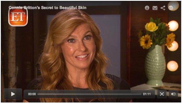 Ponds Luminous Finish BB+ Cream + Connie Britton's Skin Secret