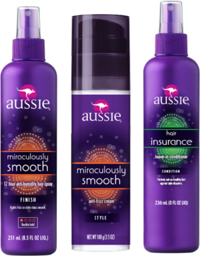 "Get ""Unfair Hair"" With Aussie"
