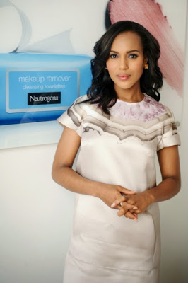 Kerry Washington Is New Neutrogena Spokesperson