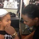 Counter Culture: Christina J. Saunders At The Brooklyn Heights MAC Cosmetics Store