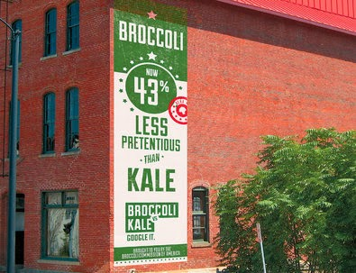 Motivate Monday, Because It's All About Team Kale Vs. Team Broccoli