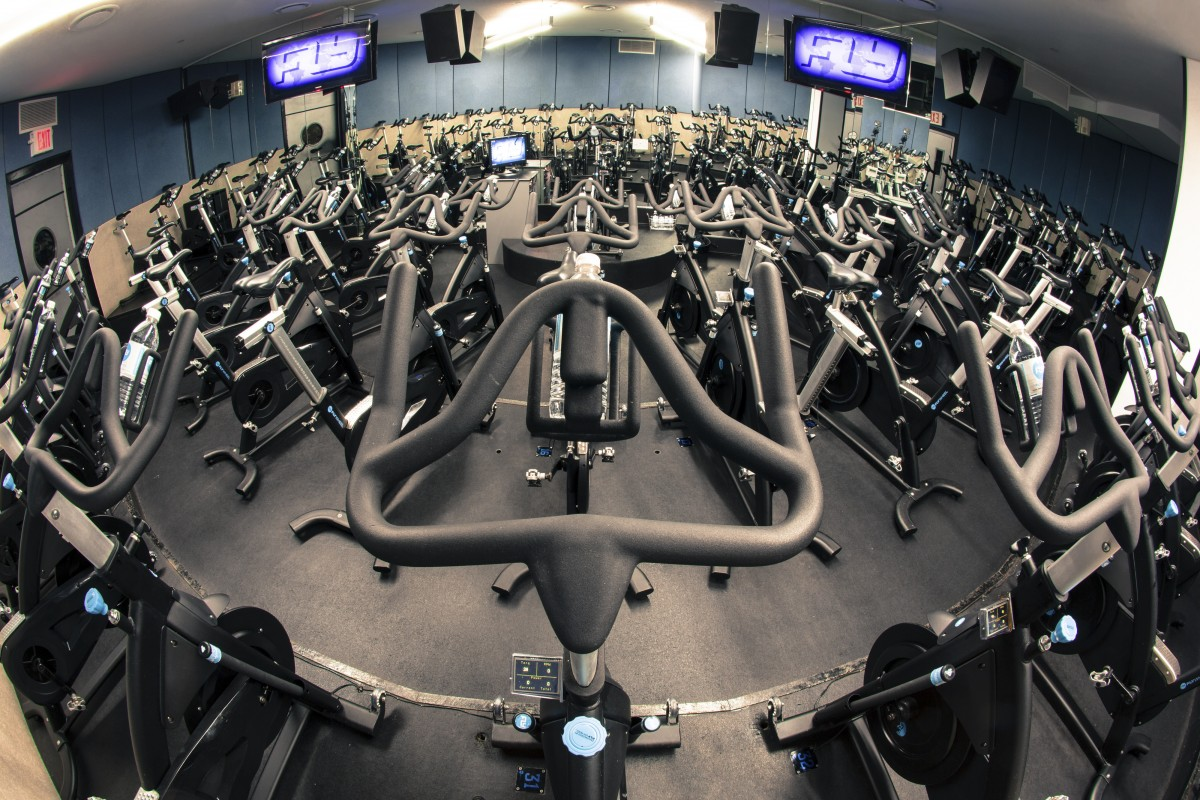 Fitness: Take Flywheel's Holiday Express Challenge