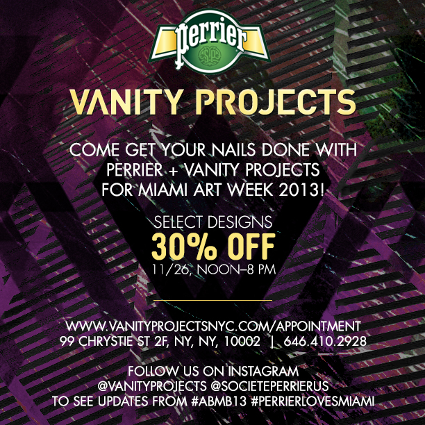30% Off Nail Art At Vanity Projects