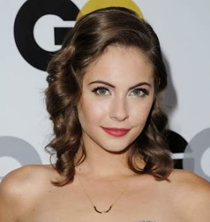 Makeup: Willa Holland At The 2013 GQ Men of The Year Party