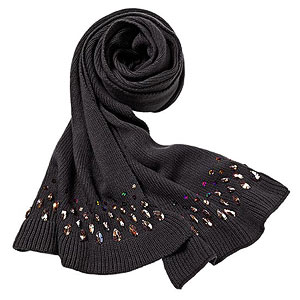 Stocking Stuffer: The Avon Embellished Scarf