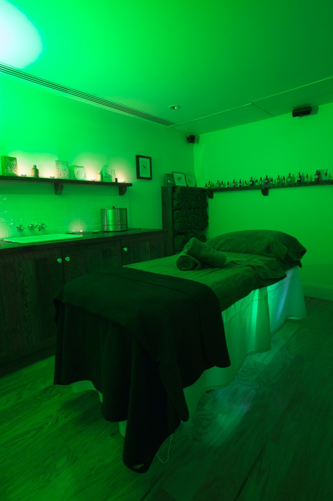New York's LUSH SPA
