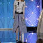 Golden Globes 2014 Makeup: Emma Stone