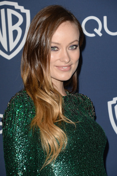 olivia-wilde-hairstyle-golden-globes-2014