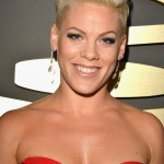Grammys 2014 Beauty: P!nk's Makeup & Nails