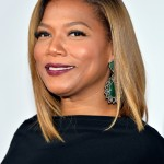 Makeup: Queen Latifah At The 2014 People's Choice Awards
