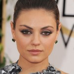 Get The Look: Mila Kunis' Golden Globes Makeup