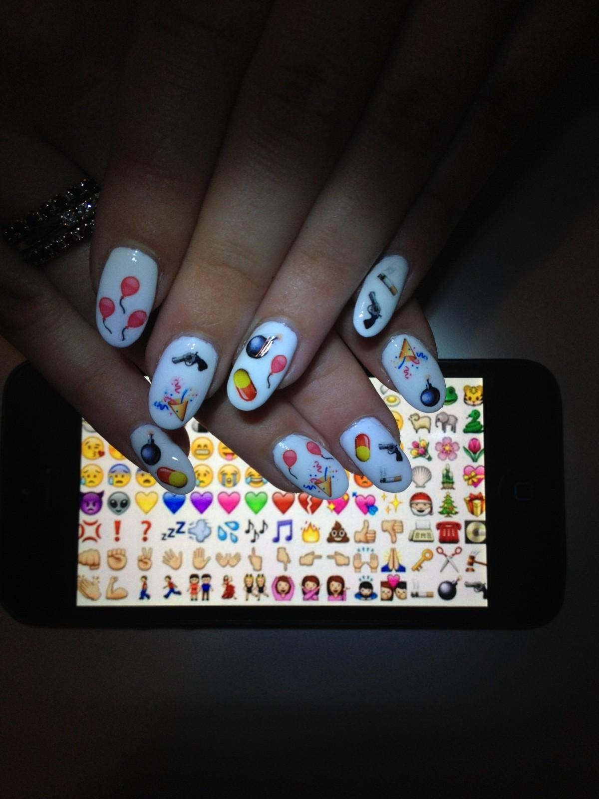 Introducing The Emoji Mani