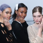 Fashion Week Fall 2014 Nails: Jin Soon For Tess Giberson