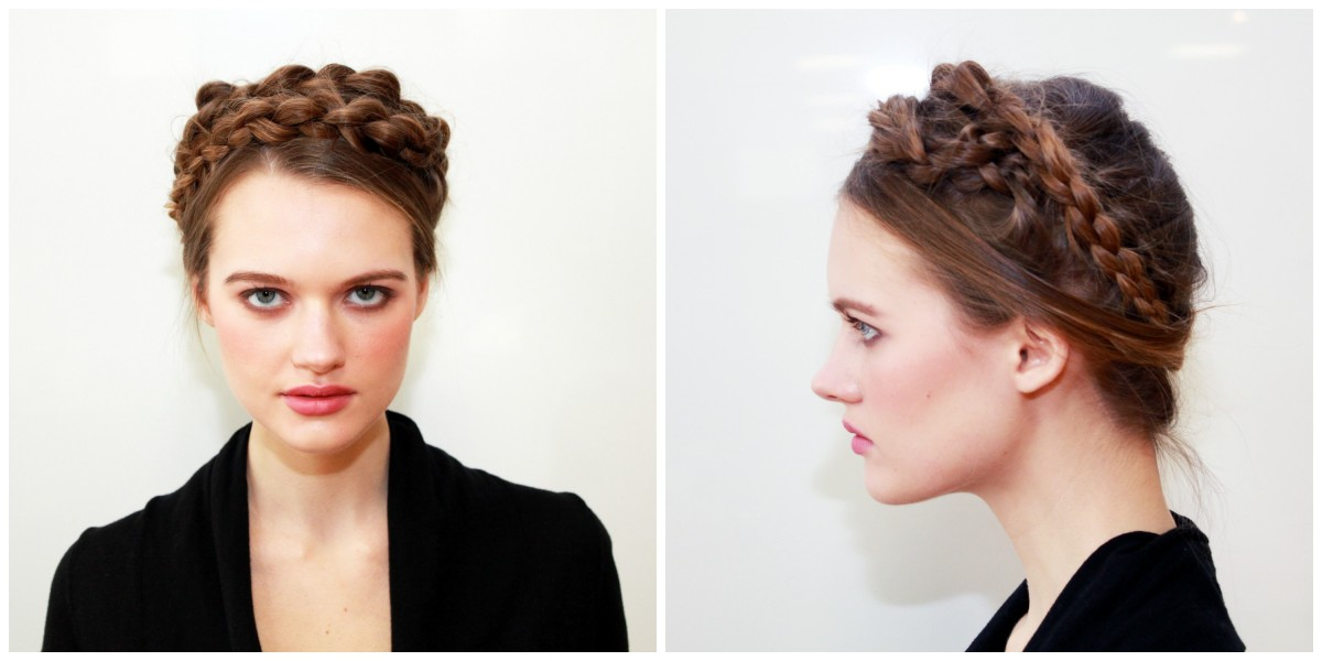 Fashion Week Hair Trend: Braids
