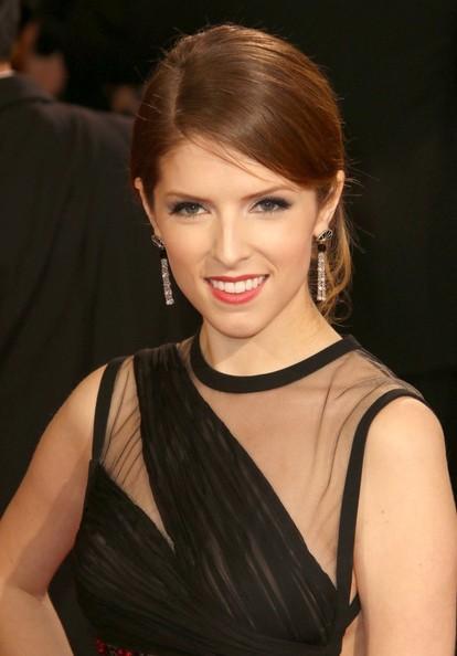 Oscars Beauty: Anna Kendrick's Makeup