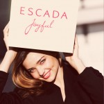 Miranda Kerr Is The New Face Of Escada Joyful Fragrance