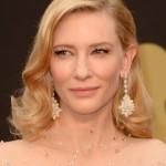 Oscars 2014 Makeup: Cate Blanchett