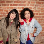 "Fictitious Fragrance Fans: 'Broad City""s Ilana Wexler and Abbi Abrams"