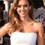 MTV Movie Awards Hairstyle: Jessica Alba