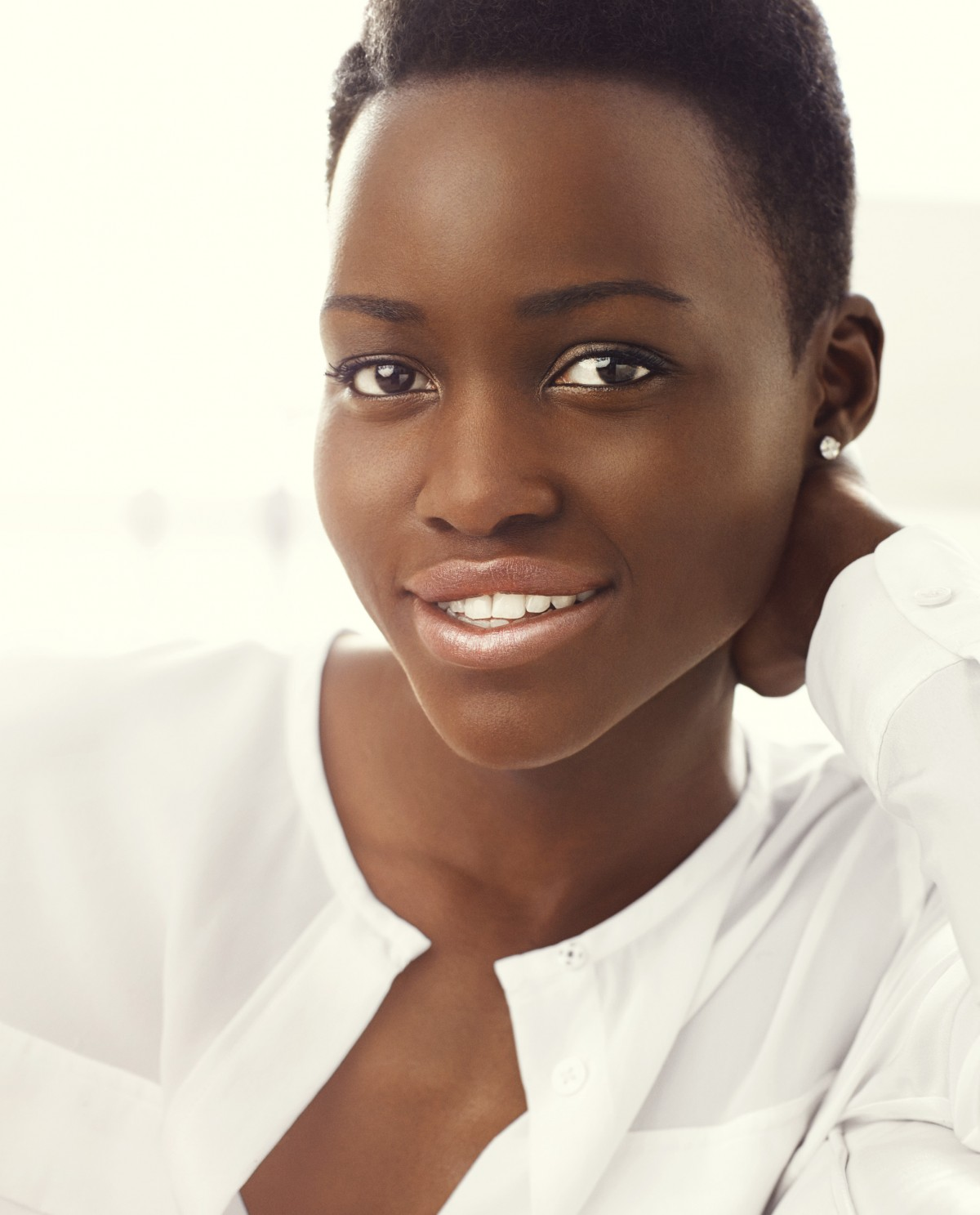 Lupita Nyong'o Is Lancome's New Face