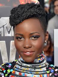 MTV Movie Award Makeup: Lupita Nyong'o