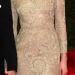 MET Ball 2014 Hairstyle: Amber Heard