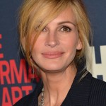 Makeup: Julia Roberts At 'The Normal Heart' Premiere