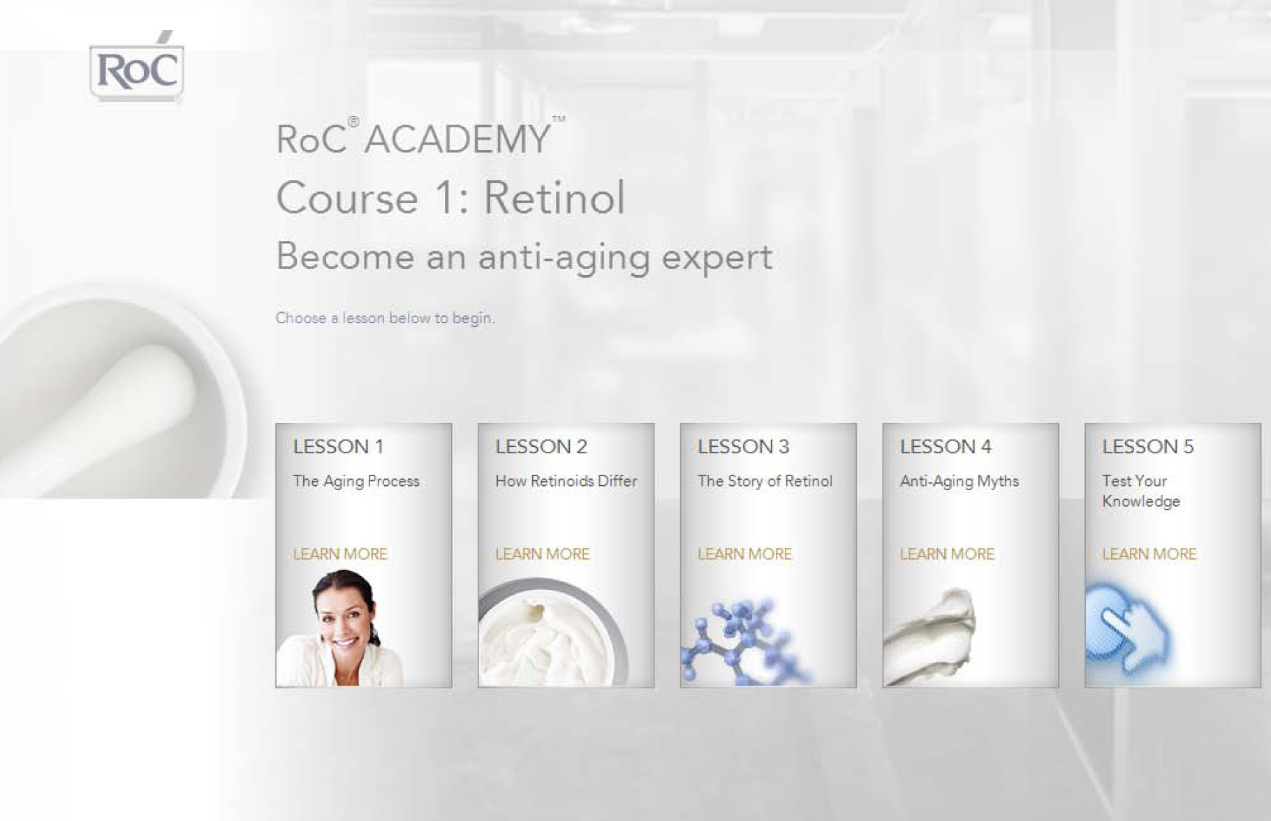 Introducing RoC Academy: Get Insider Access To The Latest Anti-Aging Technology