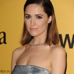 Makeup: Rose Byrne; 2014 Women In Film Crystal + Lucy Awards