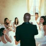 The Secret To Khloe Kardashian's Kimye Wedding Glow