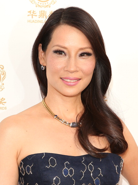 Makeup Lucy Liu At The Huading Film Awards Rouge 18