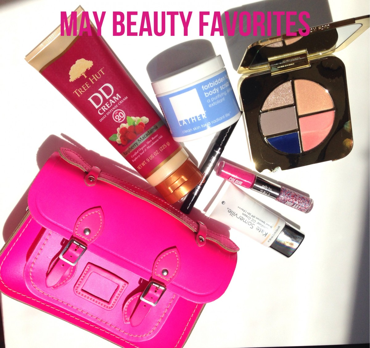 Video: May Favorites