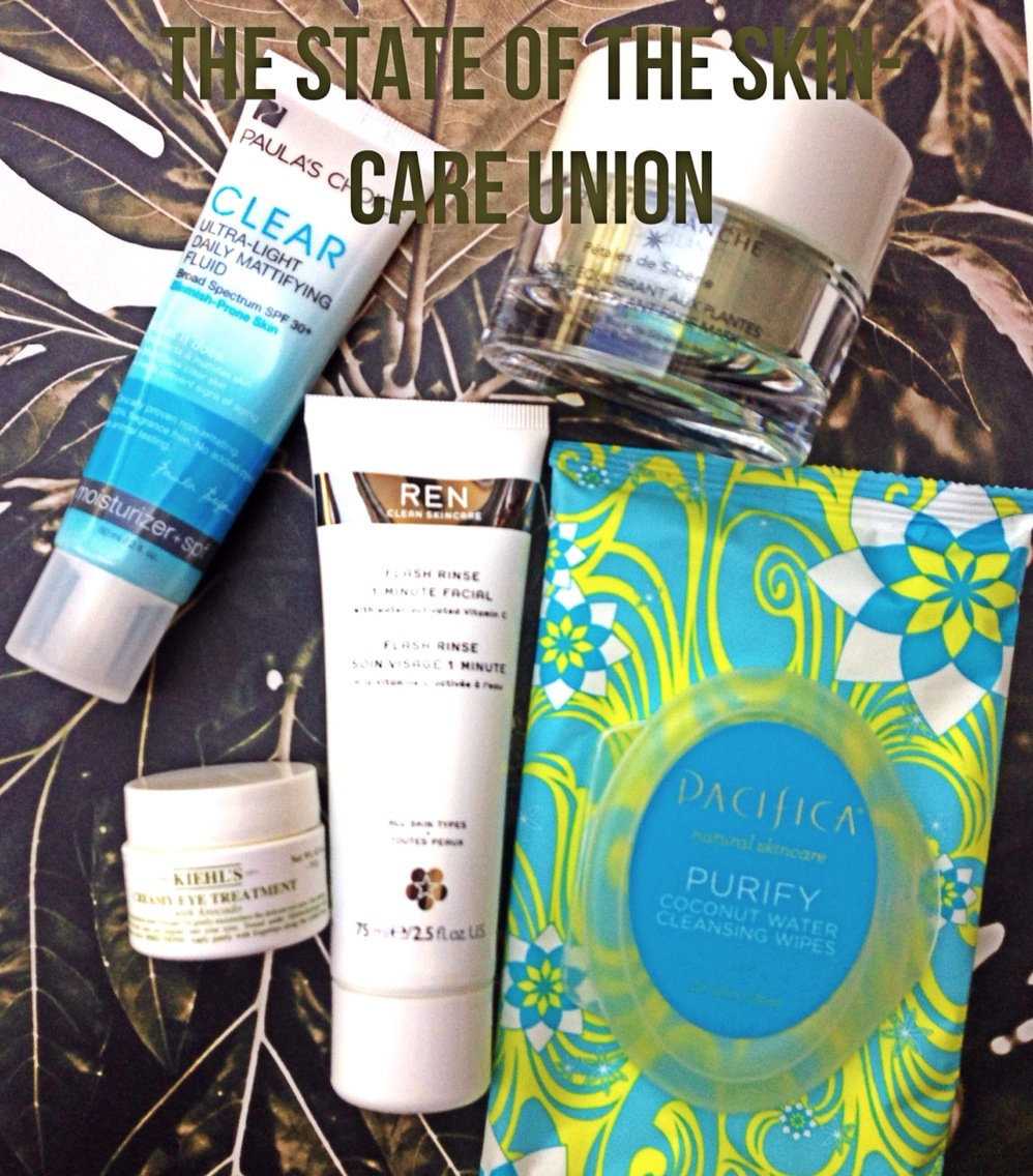 The State Of The Skin-Care Union