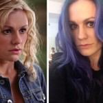 Whoa, Anna Paquin Got A Major Hair Color Makeover