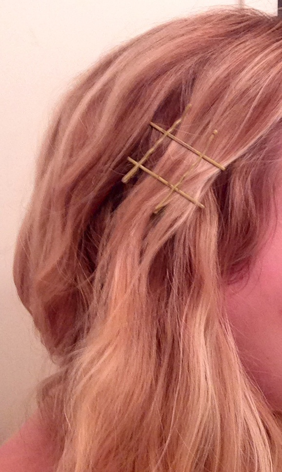 The Bobby Pin Tip For Social Media Mavens