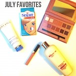 Video: July Favorites