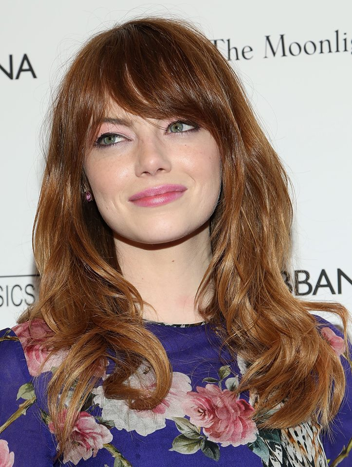 Emma Stone's Chic New 'Do