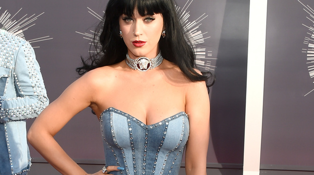 MTV VMAs 2014 Makeup: Katy Perry