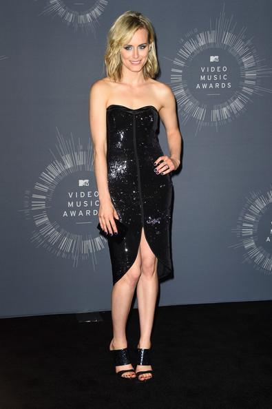 MTV VMAs 2014 Makeup: Taylor Schilling