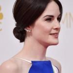 Emmys 2014 Hairstyle: Michelle Dockery's Effortless Bun