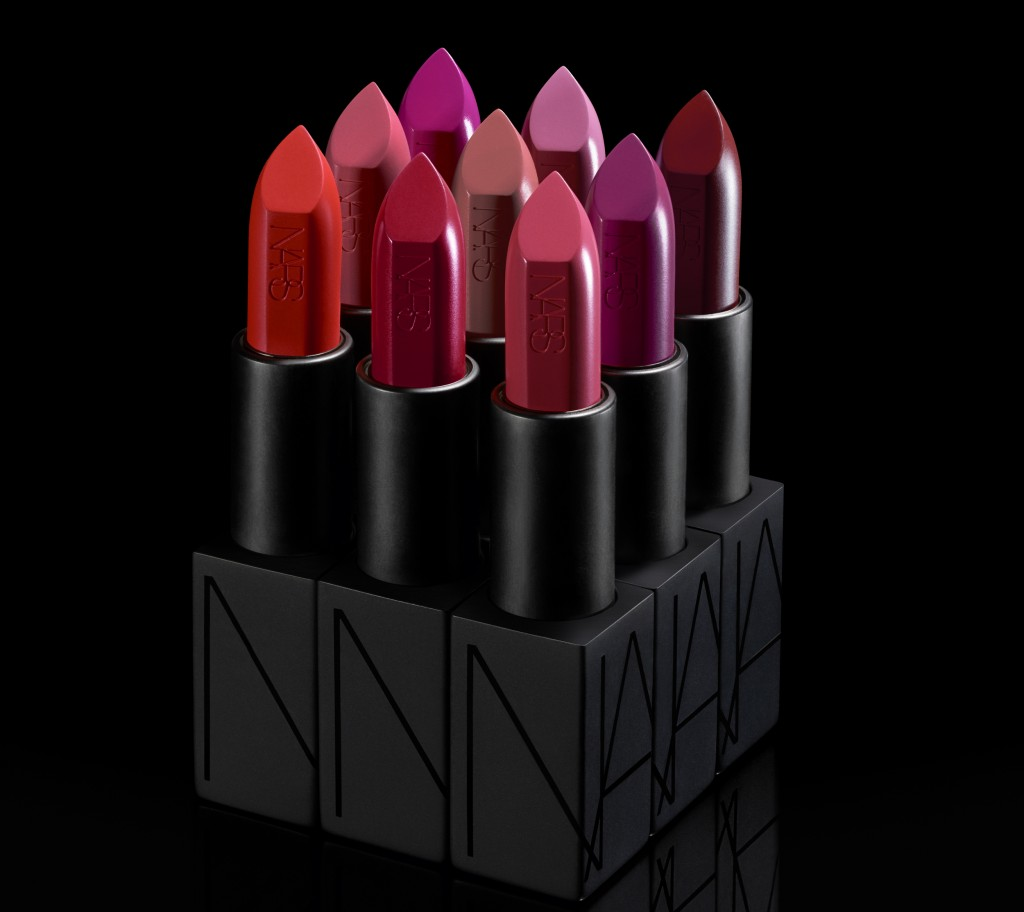 NARS Audacious Lipstick Collection Stylized Image 1 - jpeg