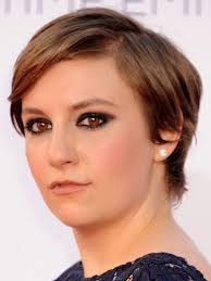 Yay Or Nay? Lena Dunham's New Platinum Blonde Bowl Cut