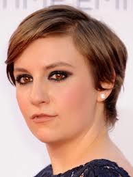 Yay Or Nay? Lena Dunham's New Platinum Blonde Bowl Cut