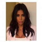 Kim Kardashian Debuts Shorter Hair