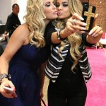 NYFW Highlight: Jenny McCarthy & Carmen Electra At Panasonic Beauty Bar