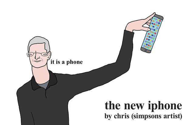 it is a phone