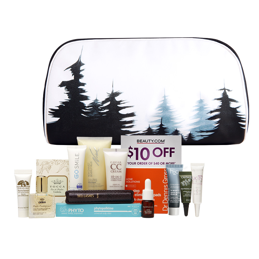Free Gift With Purchase: Beauty.com X Tess Giberson