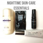 My Nighttime Skin-Care Essentials